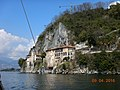 Leggiuno - Eremo di Santa Caterina del Sasso - Lago Maggiore - panoramio (11).jpg