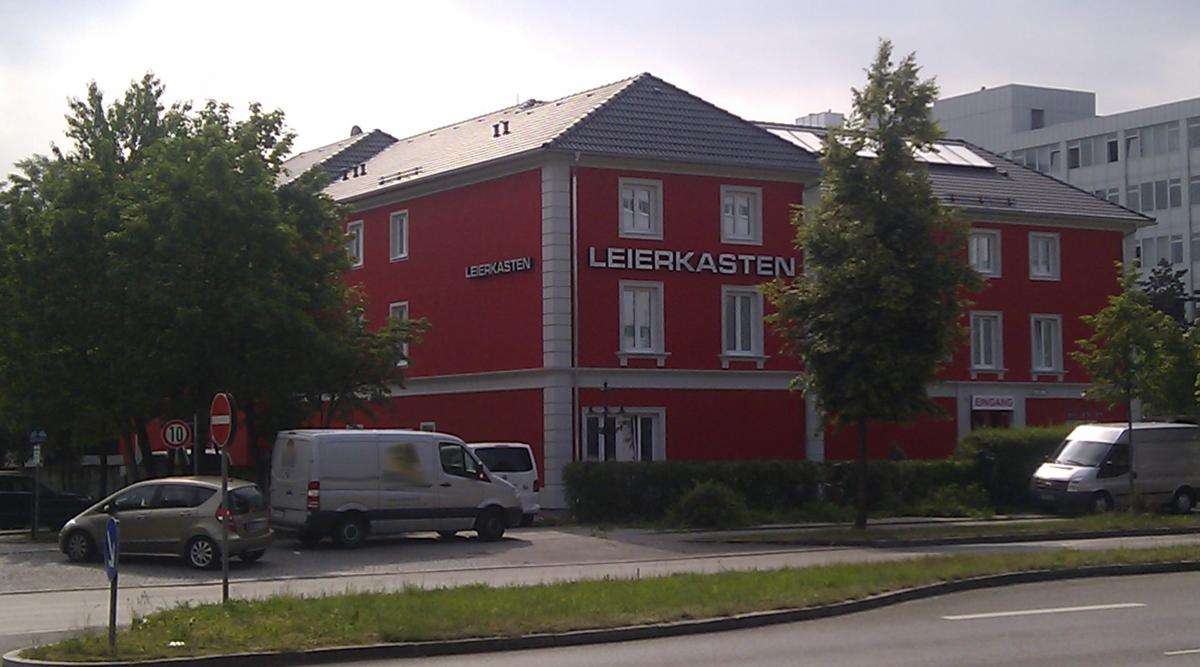 Laufhaus In Munchen