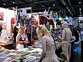 Leipziger Buchmesse 2012 Merchandising Stand.jpg
