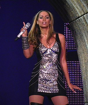 "Take a Bow (Leona Lewis song) - Lewis performing ""Take a Bow"" on The Labyrinth tour."