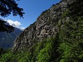 "Les Gorges's sight toward ""Le Sadillon"" on spring - panoramio.jpg"