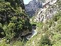 Les gorges par le sentier Martel - panoramio.jpg