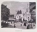 Les pavillons du Maroc, Exposition Universelle 1900.jpg
