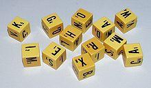 Buchstaben Spiele
