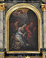Leupolz Pfarrkirche Hochaltar Aufsatz Altarblatt.jpg