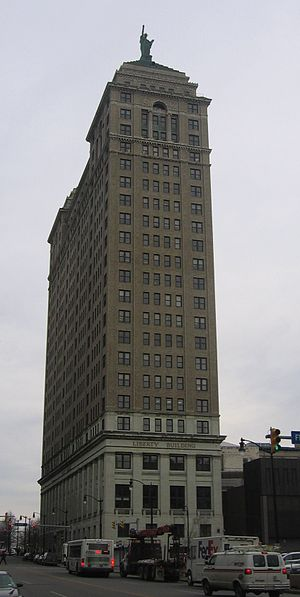 Alfred Bossom - Liberty Building, Buffalo, New York