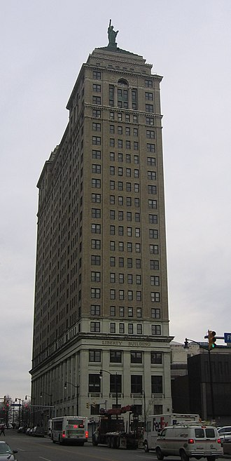 Liberty Building (Buffalo, New York) - Image: Liberty Building