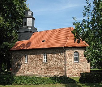 Friedland, Lower Saxony - Church in Lichtenhagen