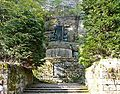 Liebethaler Grund - Blick zum Richard-Wagner-Denkmal - geograph.org.uk - 9252.jpg