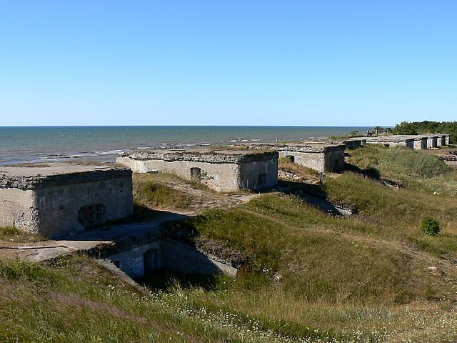 Guerre Harbour (Karosta)