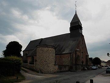 Liessies.- Église Sainte Hiltrude .jpg