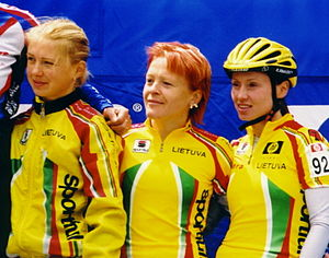 Sport in Lithuania - Image: Lietuves 0206 273
