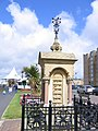 Lifeboat memorial, Southport promenade - geograph.org.uk - 195261.jpg