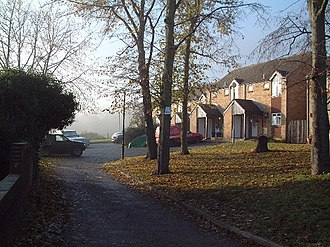 Northwood, London - Early 21st-century houses in Northwood Hills