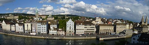 Limmatquai and river Limmat.jpg