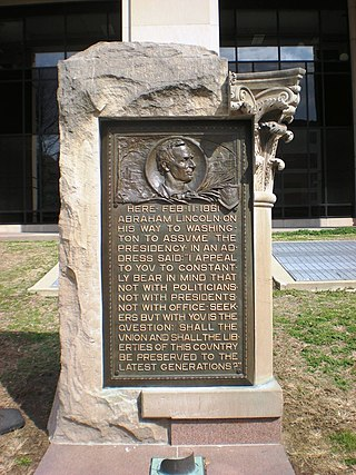 Lincoln Plaque by Rudolf Schwarz (1907) Control IAS IN000016.jpg