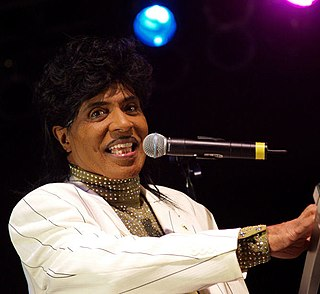 Little Richard American pianist, singer and songwriter