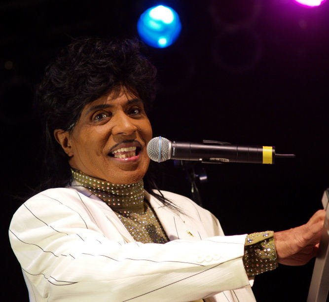 Little Richard in 2007 (cropped)