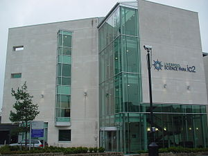 Astrophysics Research Institute - Liverpool Science Park, the institute's current location