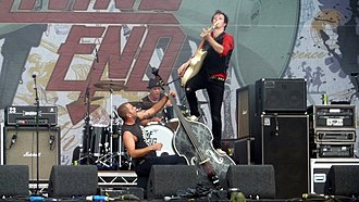 The Living End - Image: Living End 2009