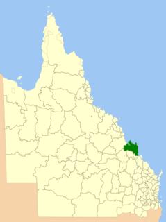 Shire of Livingstone Local government area in Queensland, Australia