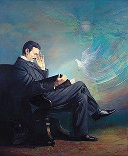 Ljubomir Simonović - Nikola Tesla 2