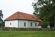 Medeltidskyrkan i Ljungskile.