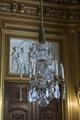 Ljuskrona i stora salongen - Hallwylska museet - 106990.tif