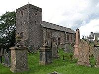 Llangammarch Wells Church - geograph.org.uk - 230357.jpg