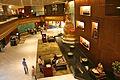 Lobby, Royal Orchid Sheraton Riverview hotel (8285809466).jpg