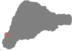 Location of Hanaroa