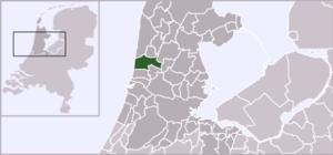 Limmen - Image: Locatie Castricum