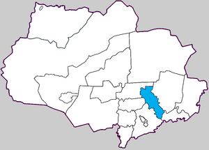 Asinovsky District