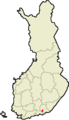 Location of Elimäki in Finland.png