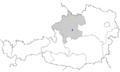 Location of Wartberg an der Krems (Austria, Oberoesterreich).png