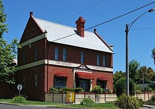 Loch, Victoria Town in Victoria, Australia