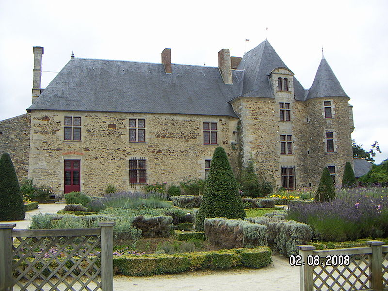 Restaurant Gastronomique Chateau De Berne