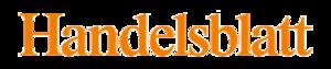 Handelsblatt - Image: Logo Handelsblatt 2016