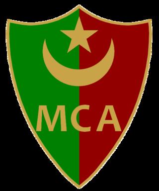 MC Alger algerian multi-sports club founded in 1921.
