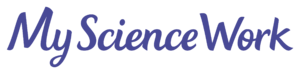 MyScienceWork - Image: Logo My Science Work