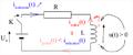 Loi de Lenz - fermeture circuit avec bobine.png