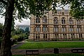 London - Cromwell Road - View on the Darwin Centre 2009 & West Wing of the Natural History Museum 1881.jpg