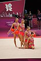 London 2012 Rhythmic Gymnastics - Italy 02.jpg