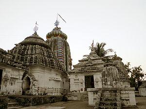 Nilamadhav Temple - Nilamadhaba Temple, Kantilo