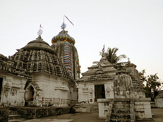 Nilamadhav Temple