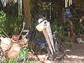 Lotan Scrap metal & local stone sculpture (1257966866).jpg