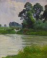 Lothar von Seebach-Passerelle sur le Petit Rhin.jpg
