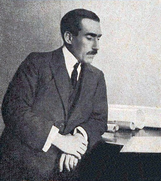 Louis Renault en 1918