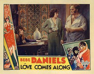 Sam Appel - Bebe Daniels and Sam Appel in Love Comes Along (1930)