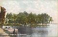 Lovers Point, Buckeye Lake, near, Newark, Ohio. (12660063235).jpg